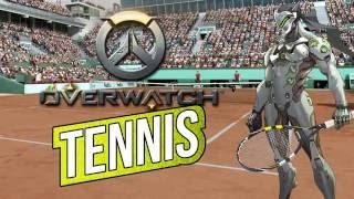 Overwatch Tennis