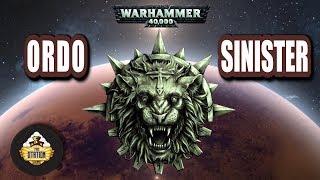 Былинный Сказ: Ordo Sinister Пси-Титаны Warhammer 40k