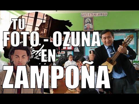 Tu Foto - Ozuna Version Zampoña Kramer Music Perú