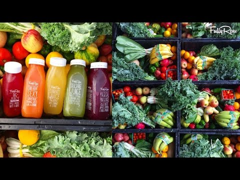 WHAT'S IN THE BOX | Rawfully Organic 10-14-16