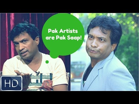 PAK SAAP! Comedy Actor Sunil Pal makes fun of Pakistani Artists