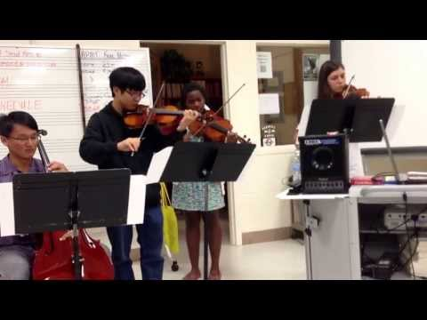 Peter's 2013 AP Music Theory Composition