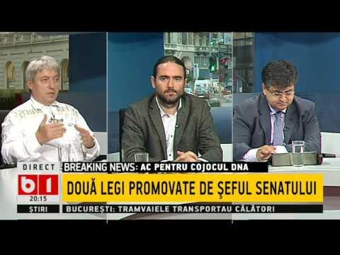 DOSAR DE POLITICIAN- TARICEANU LASA DNA SI SRI FARA INTERCEPTARI