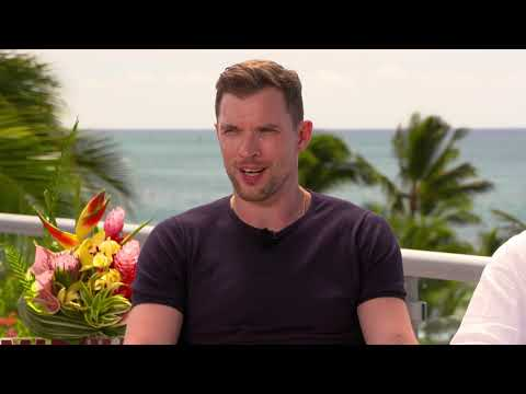 Midway - Itw Luke Keintank, Ed Skrein And Keenan Johnson  (Cam A) (official Video)