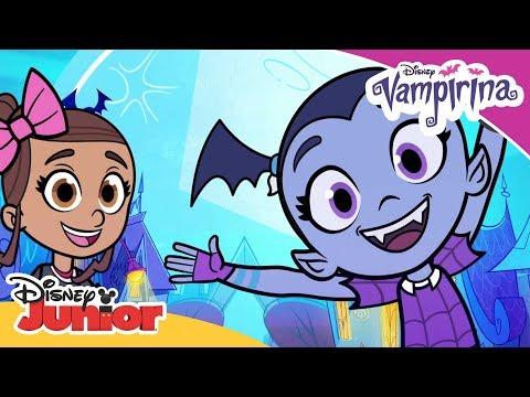 Ghoul Girls Rock: Everybody Scream, Everybody Howl 🎶| Vampirina | Disney Channel Africa