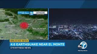 SOCAL EARTHQUAKE: Seismologist Dr. Lucy Jones discusses latest quake | ABC7 Los Angeles