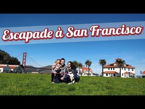 [24 HEURES AVEC NOUS] ESCAPADE EN FAMILLE À SAN FRANCISCO 🤩