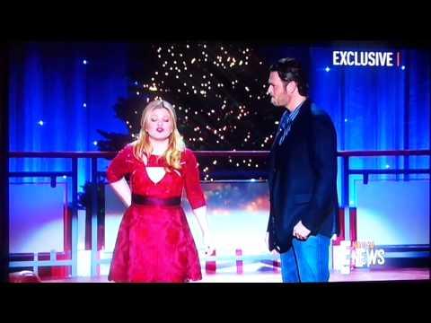 2.77 MB) Free Kelly Clarkson Blake Shelton Christmas Song Mp3 ...