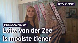 Het mooiste meisje van de wereld uit Enschede wil presenteren op televisie