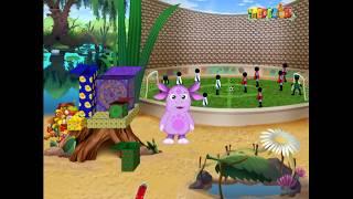 Лунтик: Подарки. Готовимся к школе. Обучающая игра для детей смотреть онлайн