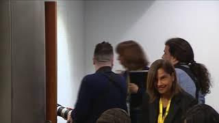 Declaraciones de Pablo Iglesias tras la reunión con Pedro Sánchez en Moncloa