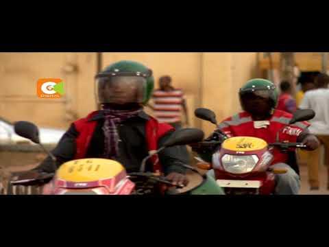 NIDHAMU YA  BODABODA : Tofauti kubwa yajitokeza baina ya Kenya na Rwanda