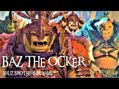 Shadow Of War: Middle Earth™ Unique Orc Encounter & Quotes #332 BAZ THE OCKER (EXT. VER)