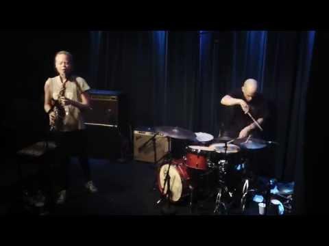 Chris Corsano / Mette Rasmussen @ Jazzhouse, Copenhagen (8th of April, 2014)
