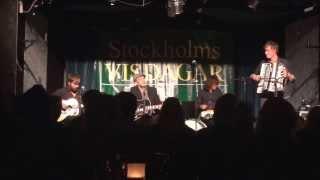 Blues för Fatumeh - Toni Holgersson med band
