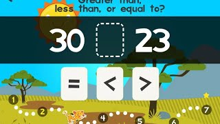 """Animal First Grade Math Games """"Educational Brain Games"""" Android Gameplay Video"""