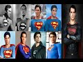 Superman Actors 1948, 1951, 1978, 1988, 1989, 1993, 2001, 2006, 2013