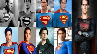 Superman Actors: 1948, 1951, 1978, 1988, 1989, 1993, 2001, 2006, 2013 thumbnail