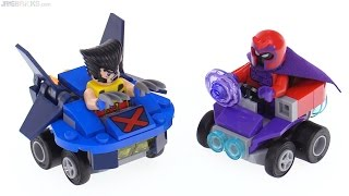 LEGO Marvel Mighty Micros Wolverine vs. Magneto review! 76073