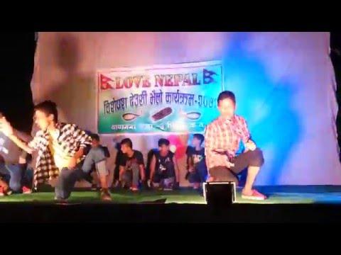 Love nepal presents deusi-bhailo 2072 :) b-boying