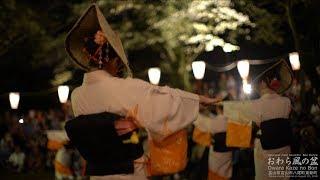 "Japanese most beautiful Bon Dance,""Owara Kazenobon"". If you are sco..."