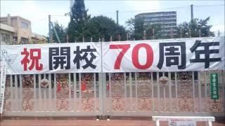 投票に行った帰りに久しぶりに母校に(北浦和小学校)行ってみた