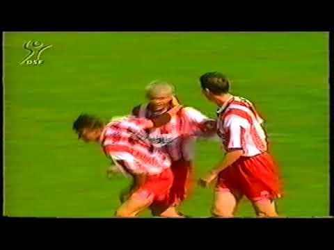 1997 SpVgg Greuther Fürth - Fortuna Düsseldorf 2:2 | Tore: Rietpietsch, Tare | Interview Azzouzi