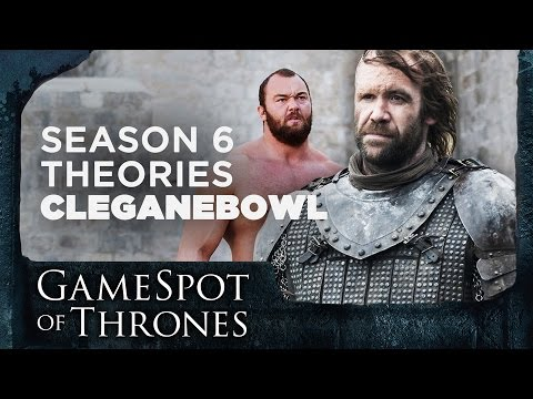 What is Cleganebowl and Why Should We be Hyped? - GameSpot of Thrones