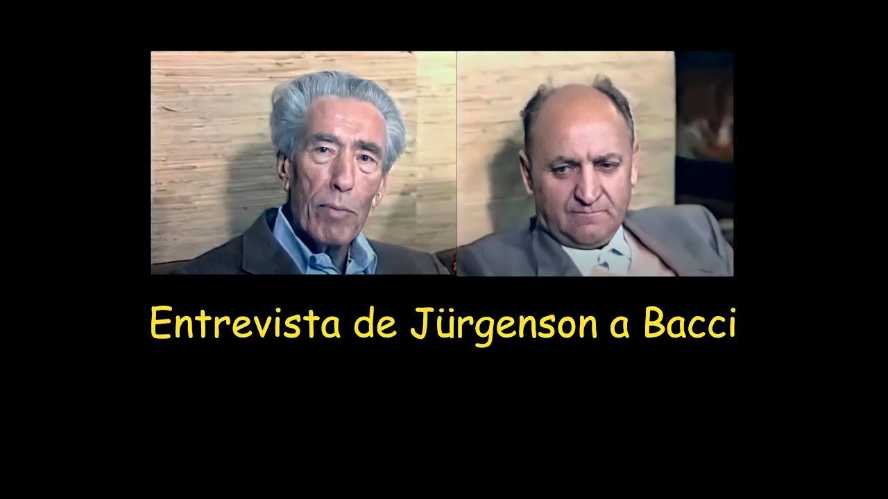 Entrevista Jürgenson a Bacci - Last Gate to Eternity