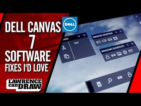 Dell Canvas 27
