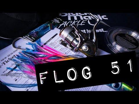 Flog 51 // Marlin Fishing Waihau Bay