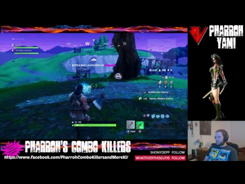 Short late night fornite with Bv Boss man Ares!