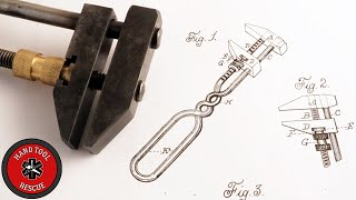 1883 Wrench Patent [Resurrection]