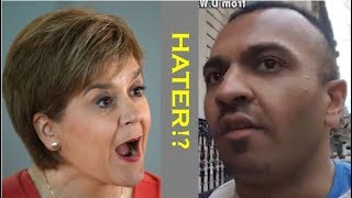 Ms Sturgeon and the Pick Up Artist: Hate Crime confusion