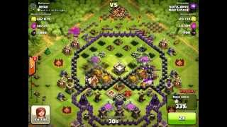 Clash of clans 1.6b loot fail