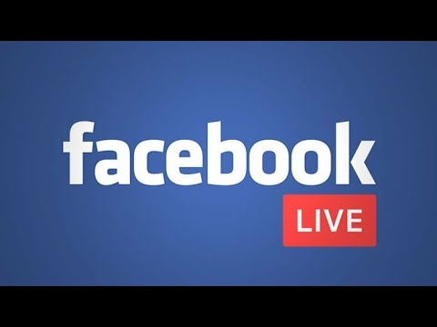 Bate-papo com os inscritos do canal pelo Facebook