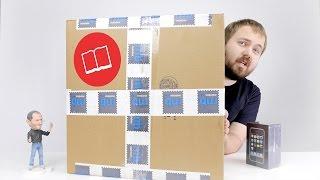 Розпакування книги Apple за 20.000 руб.