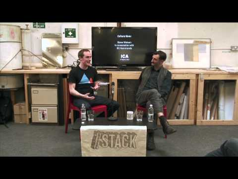 Culture Now: Steven Watson and Kit Hammonds