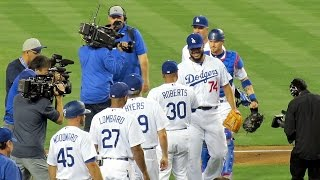 Dodgers Win, Kenley Jansen All Time Saves Record 6-20-16