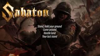 Sabaton - Hill 3234 (Lyrics)