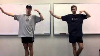 Ketchup Song Dance Tutorial