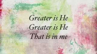 CentricWorship (feat Jonathan Lee) - Greater is He - with lyrics (2014)