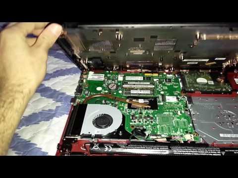 Como abrir e colocar mais memória RAM nos novos notebooks 2016 da Acer