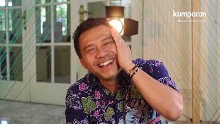 Cerita Anang Saat Arsy Minta Sepeda ke Jokowi