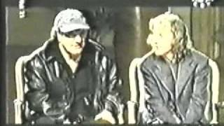 AC\DC brian johnson angus young CUSSING funny blooper very RARE !!