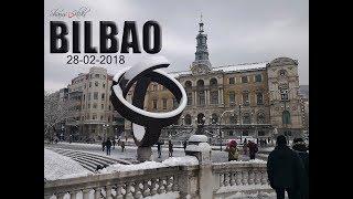 NIEVE en BILBAO BILBAO Part 2