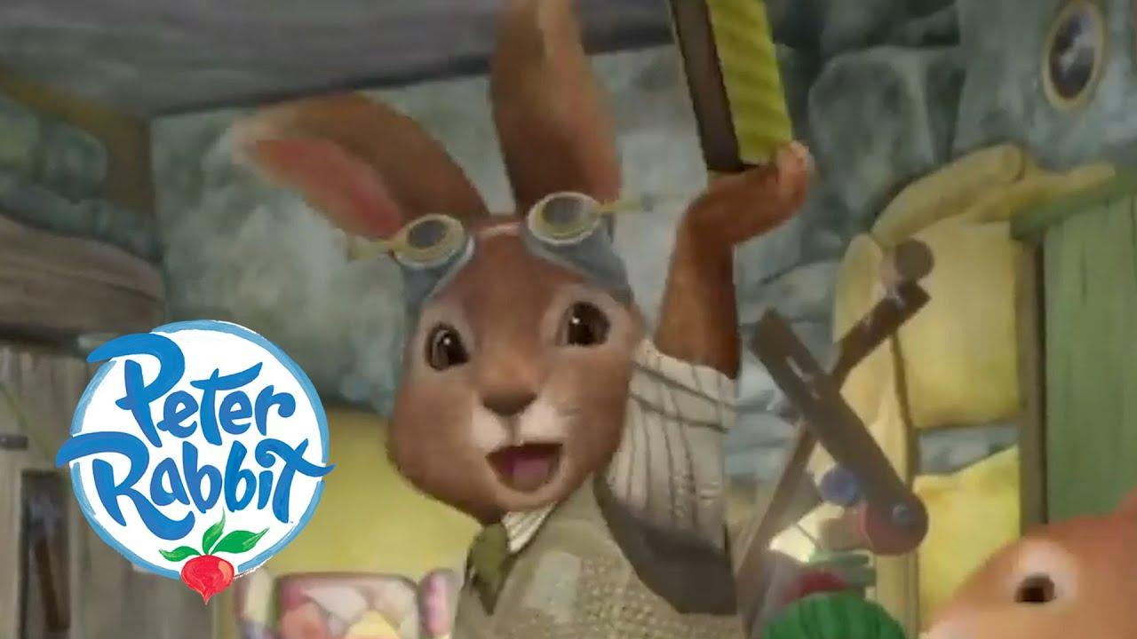 Peter Rabbit - Benjamin's Amazing Dad! | Cartoons for Kids