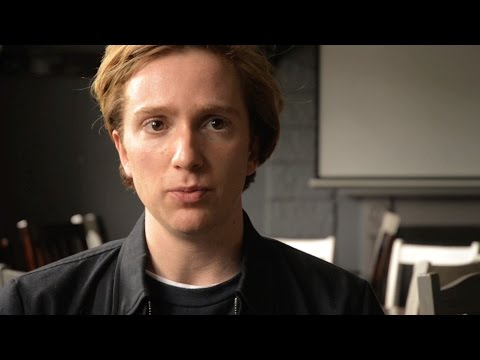 Luke Newberry talks about the life of a police officer  From Darkness: Online Exclusive  BBC One