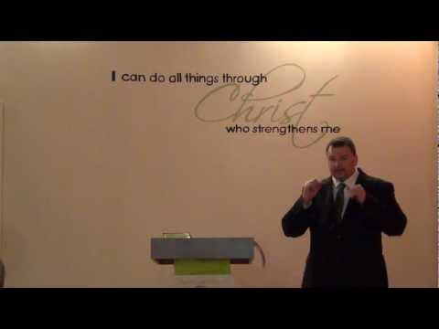 Pastor Randy Boyd: Spiritual Warfare (Tactics and Defense)