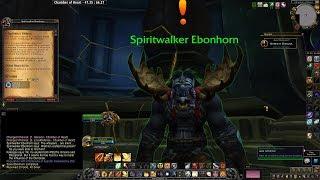 Wrathionand39s Journal Horde  8.2.5 Wrathion Questline
